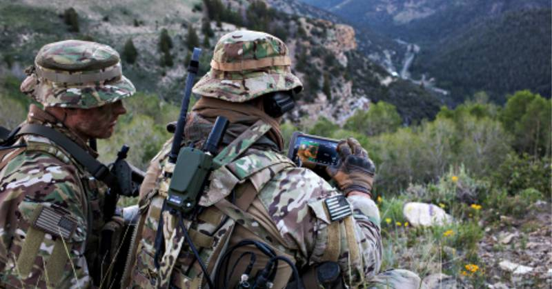 The AN/PRC-163 is a powerful multi-channel, software-defined radio system that enables advanced tactical communications and meets USSOCOM's rigorous requirements for a small, two-channel, multiband, multifunction and multi-mission tactical radio.