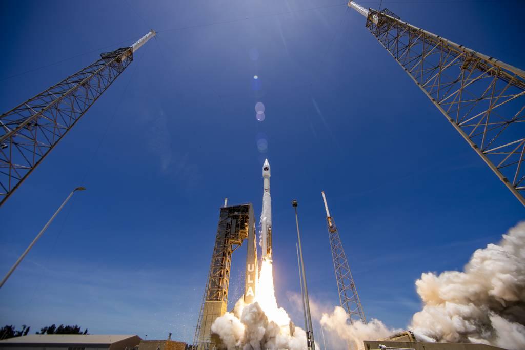 Jefe de Lockheed Martin Space se jubilará