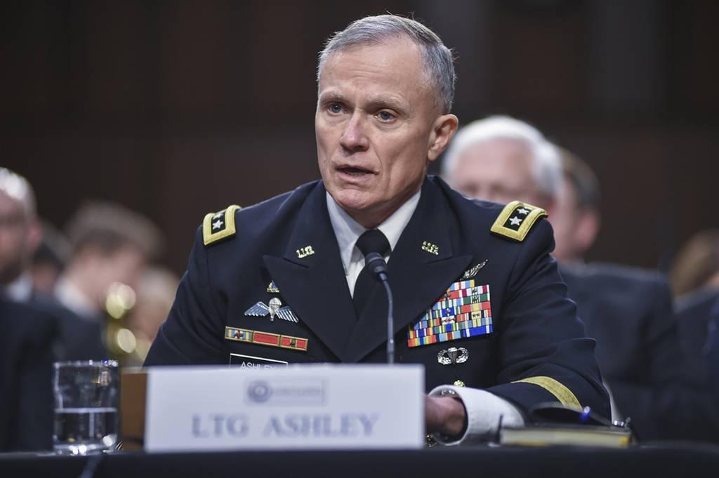 Lt. Gen. Robert P. Ashley Jr.