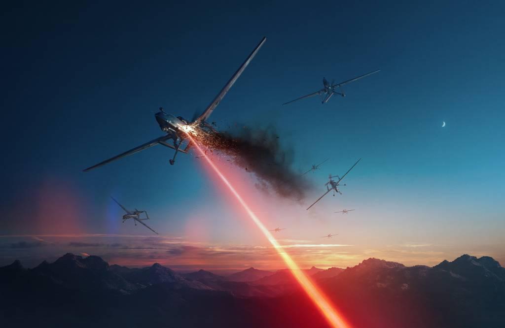 La Fuerza Aérea comienza la construcción de una instalación de simulación y juegos de guerra para el espacio y los láseres