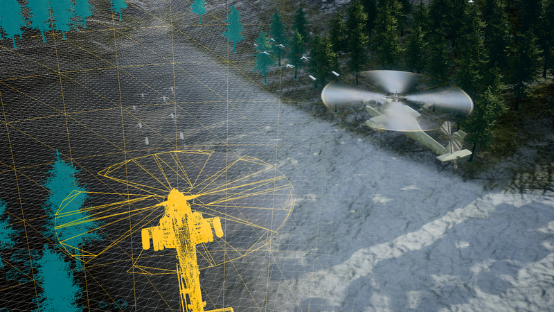 Shield AI unmanned systems