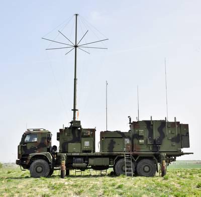Sancak electronic attack system
